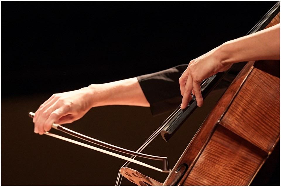 Pauline Bartissol violoncelliste